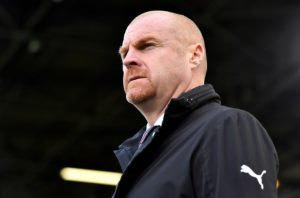 Sean Dyche has vowed Burnley will not shy away from the challenge of facing Manchester City, saying they know what to expect.