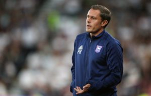 Ipswich boss Paul Hurst admitted he was a relieved man as his side claimed their first Championship win of the season with a thrilling 3-2 success at Swansea.