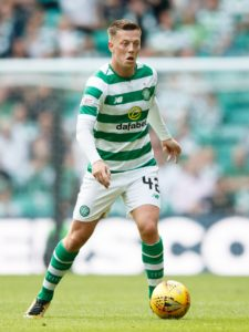 Celtic midfielder Callum McGregor believes RB Leipzig mean business in the Europa League after investing 50million in their squad this summer.
