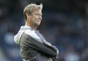 Denmark coach Age Hareide has apologised to Terriers boss David Wagner for suggesting Mathias Jorgensen could play for a bigger club.
