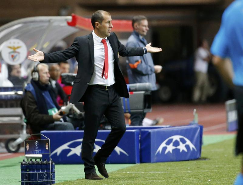 Monaco have confirmed that manager Leonardo Jardim has been sacked after their poor start to the French Ligue 1 season.