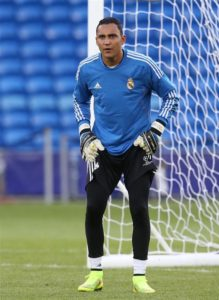 Keylor Navas has conceded Real Madrid are suffering without the goals of their former forward Cristiano Ronaldo.