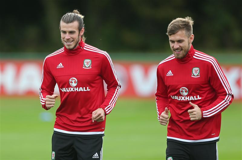 Wales will be without Aaron Ramsey for Tuesday's clash with Republic of Ireland after the forward withdrew for personal reasons.