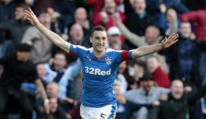 Former Rangers skipper Lee Wallace is being linked with a move to the Championship where newly promoted Wigan are said to be keen.