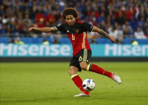 Borussia Dortmund pulled off the signing of the summer when they snapped up Axel Witsel, Belgium boss Roberto Martinez claims.