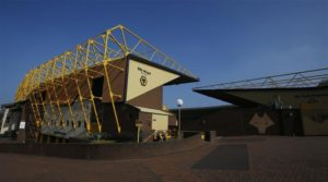 Managing director Laurie Dalrymple has revealed Wolves hope to begin work on increasing the capacity at Molineux in the summer.