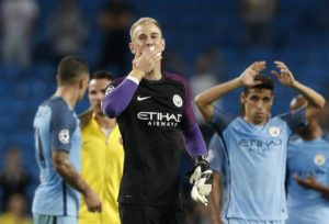 Manchester City are poised to welcome Joe Hart back to the Etihad this weekend by naming a training pitch in his honour.