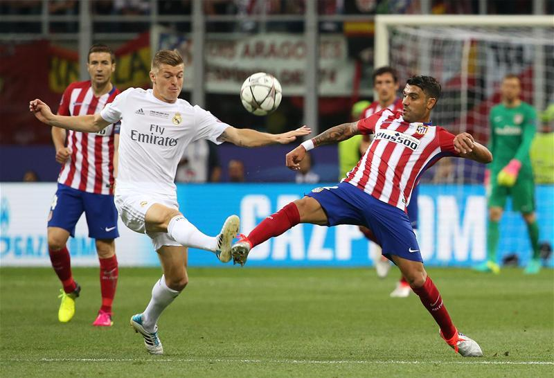 Real Madrid midfielder Toni Kroos insists he is not concerned by his team's poor start to the campaign.
