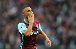 West Ham's Winston Reid is making good strides in his recovery from knee surgery and is working hard to make a return.