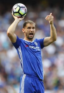 Zenit Saint Petersburg defender Branislav Ivanovic is reportedly a target for Premier League clubs, with Fulham among them.