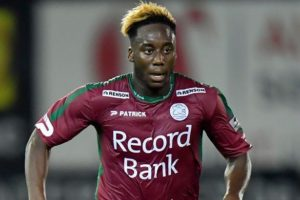 Torino's Soualiho Meite has shrugged off speculation linking him with a move to the Milan clubs, saying he's 'happy' where he is.