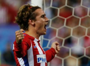 Paris Saint-Germain will turn their attention to Atletico Madrid's Antoine Griezmann if they lose star man Neymar.