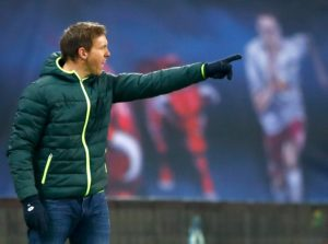 Hoffenheim manager Julian Nagelsmann has warned Reiss Nelson that he is not yet the finished article.