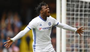 Chelsea striker Michy Batshuayi says he has no intention of joining Valencia on a permanent basis when his loan comes to an end.