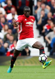 Tottenham are reported to be weighing up a move for Manchester United's Eric Bailly as the hunt for a new defender hots up.