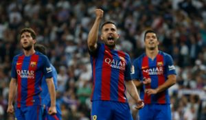 Manchester United are being linked with a move for Jordi Alba from Barcelona, who could already have a replacement lined up.