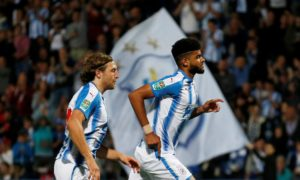 Philip Billing has been tipped to step up to full international honours after scoring for Denmark's Under-21 side on Friday.