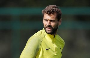 Fernando Llorente has indicated he would be keen to return to Athletic Bilbao when his Spurs deal ends next summer.