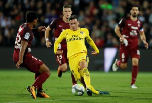 Midfielder Julian Draxler has expressed his frustration at the way his time at Paris Saint-Germain is often portrayed by the media.