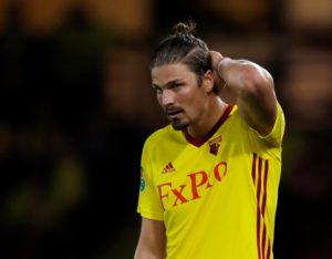 Sebastian Prodl admits his lack of game-time with Watford this season is down to the personal preference of boss Javi Gracia.