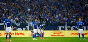 Schalke's Steven Skrzybski has set his sights on making an impact at the club after finally making his debut.