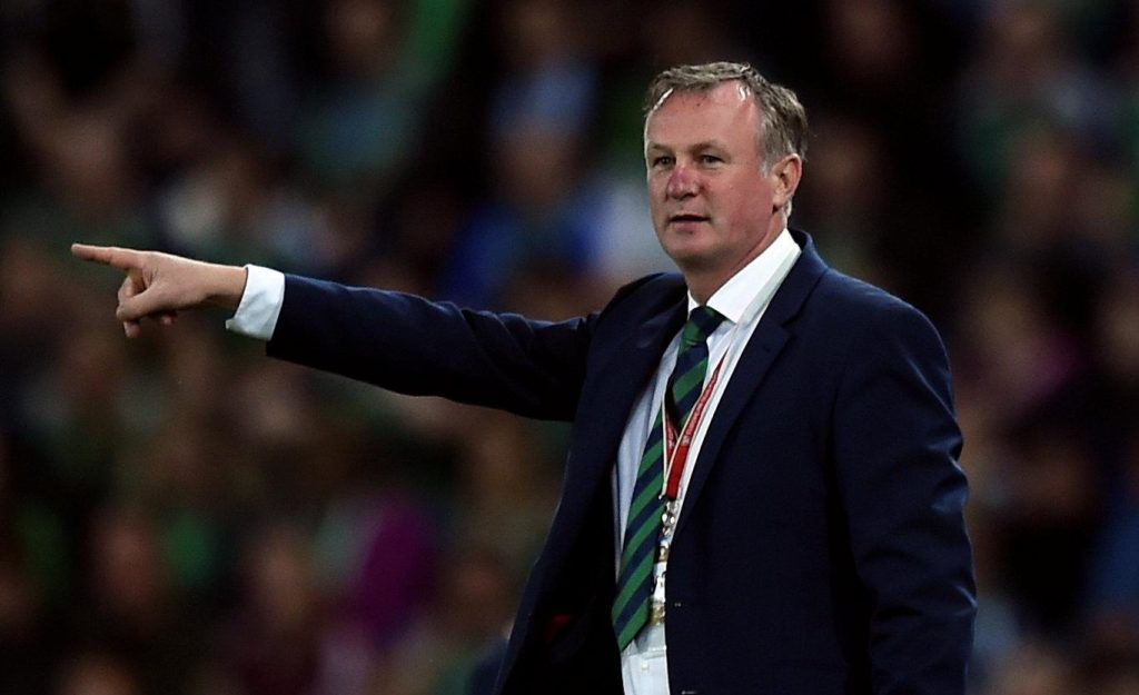 Austria and Northern Ireland are both aiming for their first points in the UEFA Nations League when they clash in Vienna on Friday.