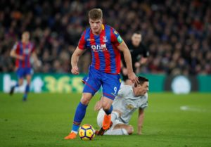 Max Meyer and Alexander Sorloth could return for Crystal Palace's clash with Arsenal but Christian Benteke and Joel Ward are still out.