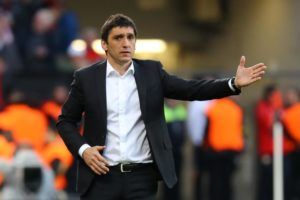 Stuttgart have parted company with head coach Tayfun Korkut after their below par start to the season.