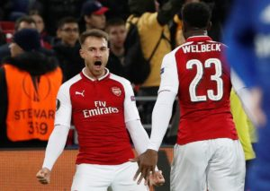 Everton have emerged as surprise contenders in the race to sign Arsenal midfielder Aaron Ramsey and appear ready to break the bank.