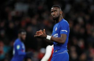 Antonio Rudiger felt 'silly mistakes' cost Chelsea against Manchester United although the defender was happy to earn a late draw.