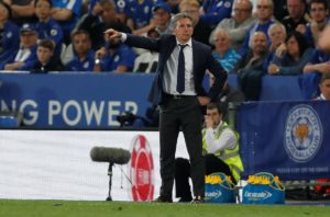 Manager Claude Puel admits he is at a loss as to why Leicester are conceding so many early goals this season.