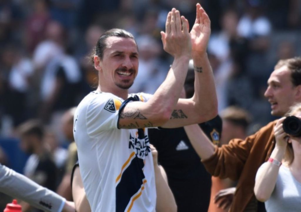 AC Milan have been handed a boost in their pursuit of star striker Zlatan Ibrahimovic with reports claiming he is keen on joining them.
