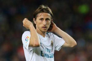 Luka Modric has revealed Cristiano Ronaldo's summer move to Juventus shocked the Real Madrid dressing room.