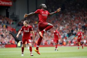 Liverpool midfielder Fabinho has tipped team-mate Sadio Mane to become one of the best players in world football.