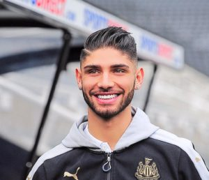 Forgotten man Achraf Lazaar is set to make his Newcastle United return in the Under-23s' Premier League 2 clash with Fulham on Monday.