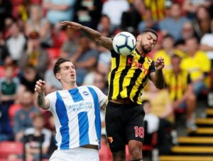 Andre Gray says the Watford squad are determined to make amends for the loss to Bournemouth when they face Wolves.