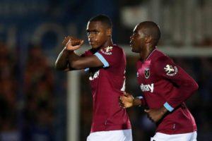 West Ham's Issa Diop says his priority remains to play internationally for France despite also being eligible for Senegal and Morocco.