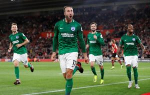 Brighton's positive start is down to a greater level of confidence within the squad, according to striker Glenn Murray.