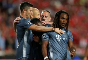Renato Sanches says the Bayern Munich squad have held 'discussions' about their poor form but there's no trouble in the dressing room.