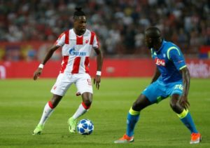 Southampton's chances of signing Richmond Boakye have increased after the forward revealed he expects to leave Red Star in January.