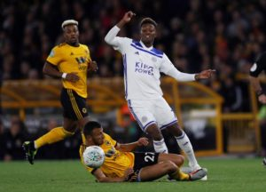 Leicester duo Demarai Gray and Matty James are making good progress in their recoveries from injury.