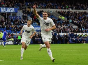 Burnley striker Sam Vokes believes they have turned a corner over recent weeks after claiming back-to-back victories.