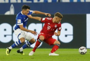 Former Bayern Munich sporting director Matthias Sammer has backed Joshua Kimmich to captain the side and Germany's national team.