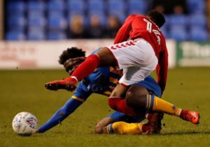Leeds United scouted Scunthorpe United's 5-3 League One win over Charlton Athletic on Tuesday and could be eyeing winger Tarique Fosu.