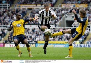 Former Newcastle defender Robbie Elliott says his former employers should attack Manchester United at Old Trafford on Saturday.