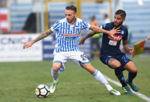 Bournemouth are reportedly interested in signing newly-capped Italy international Manuel Lazzari from SPAL.