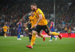 Matt Doherty is loving life at Molineux but is not taking his position in the side for granted as Wolves continue to push on.