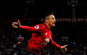 Alexis Sanchez climbed off the bench to net a dramatic late winner as Manchester United came from 2-0 down to beat Newcastle 3-2.