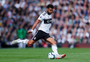 Fulham's Cyrus Christie insists he always believes in his own ability despite recent criticism from a few high-profile pundits.