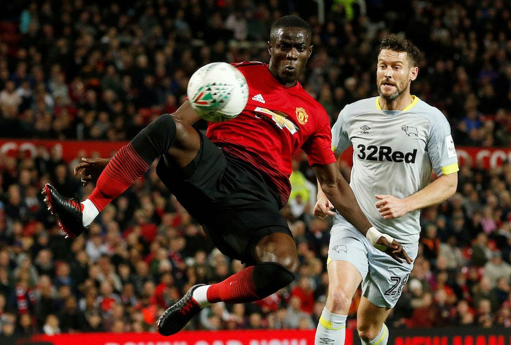 Tottenham Hotspur are lining up a bid for Manchester United centre-back Eric Bailly, reports claim.